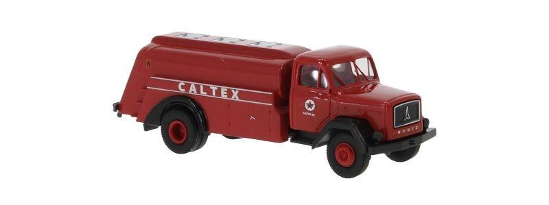 Magirus 125 Tankwagen, Caltex, 1955, 1:87 / Spur H0