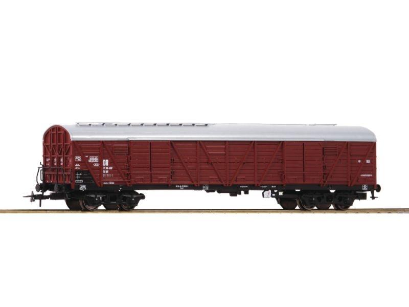 Gedeckter Güterwagen GGths der DR, DC, Spur H0