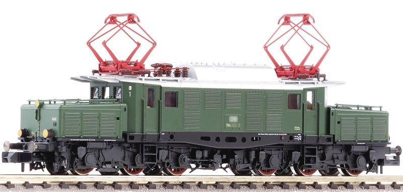 Elektrolokomotive BR 194 der DB, Epoche IV, Spur N