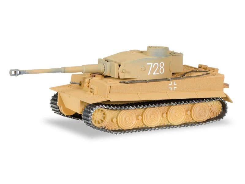 Kampfwagen Tiger Hybrid, 1:87 / H0