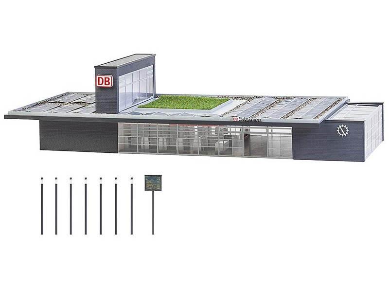 Bahnhof Horrem Bausatz H0