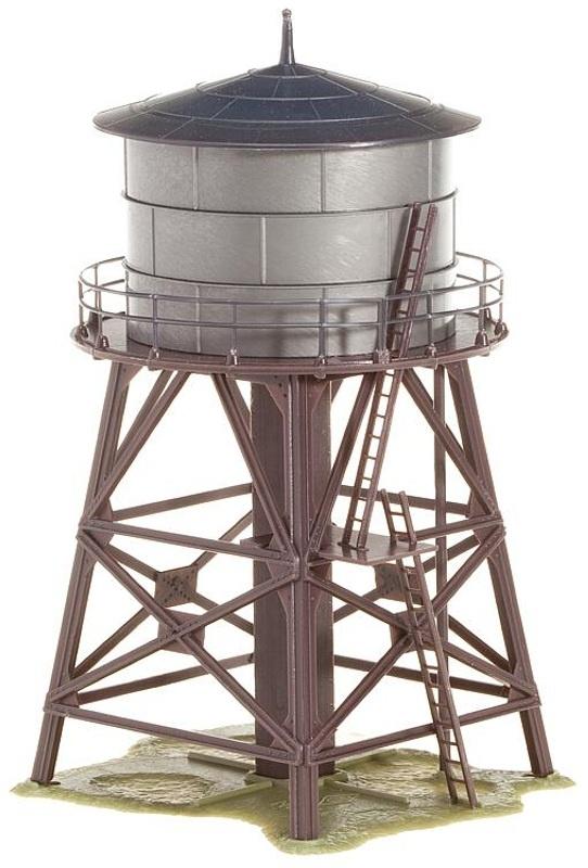 Wasserturm Bausatz, Spur H0