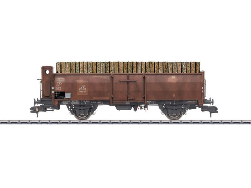Offener Güterwagen Omm 52 863452 DB Spur 1