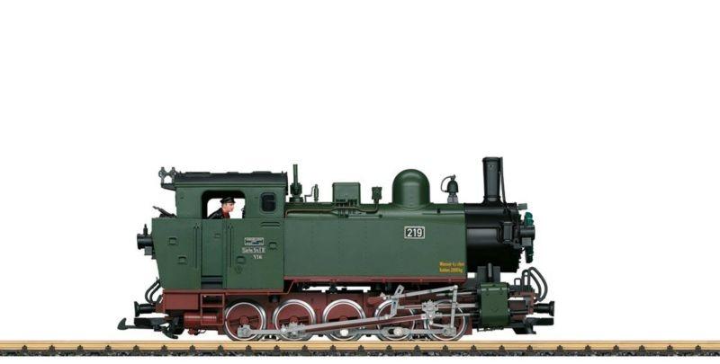LGB S.St.E. Dampflokomotive VI K, Spur G