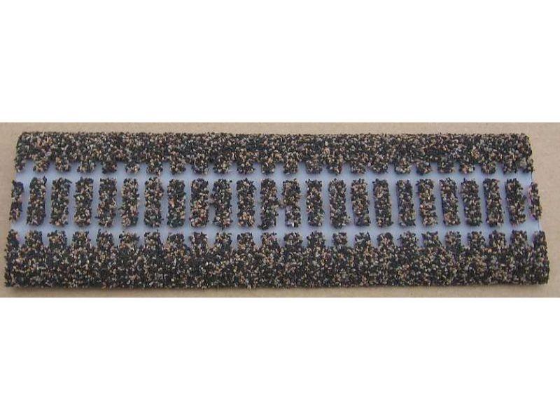 Gleisbettung für Flexgleis Märklin H0, 1 m lang