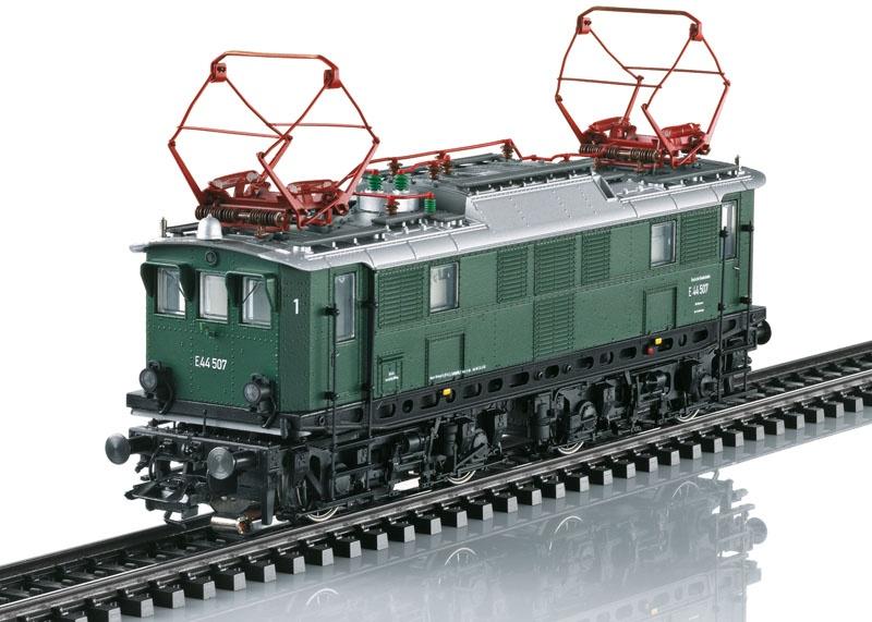 E-Lok E 44.5 der DB, mfx+, DCC, Sound, AC, Spur H0