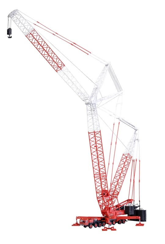 Liebherr LG 1800 Spacelifter, Bausatz, Spur H0