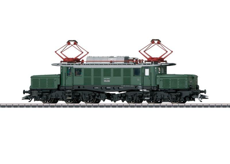 Elektrolokomotive Baureihe E 94 der DB, Sound, mfx+, Spur H0