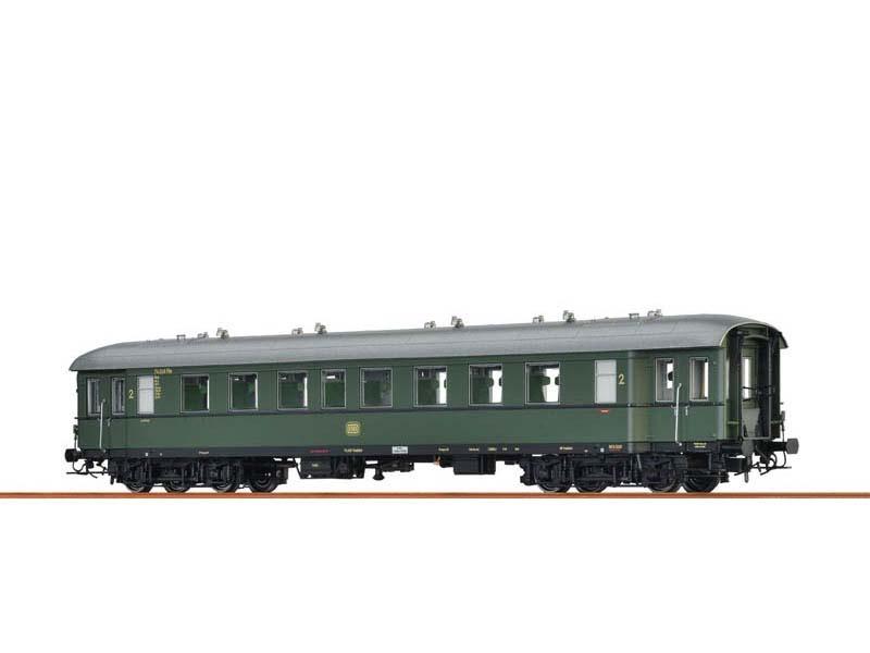 Halbspeisewagen BR4ye-36/51 der DB, III, Spur H0