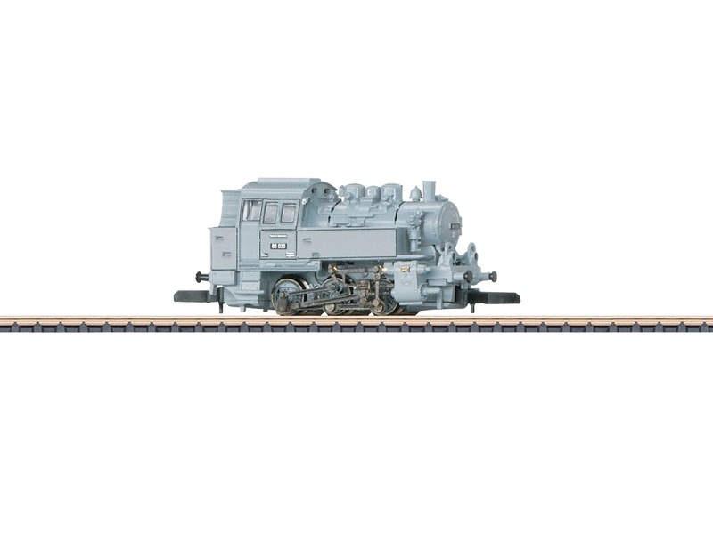 Dampflokomotive BR 80 des Museum in Bochum-Dahlhausen Spur Z
