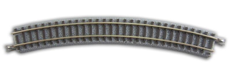 Gleis gebogen R220-30°, Spur Z