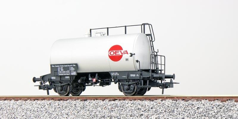 Kesselwagen Deutz, ÖBB OEVA 736 6 025 , Ep. IV, grau, H0