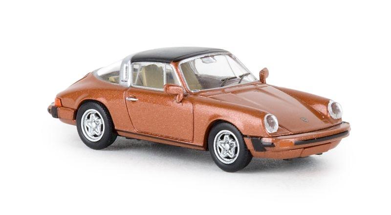 Porsche 911 G targa metallic-orange TD, H0