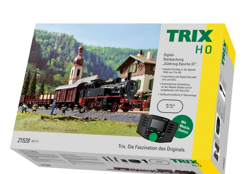 Digital-Startpackung Güterzug Epoche III H0