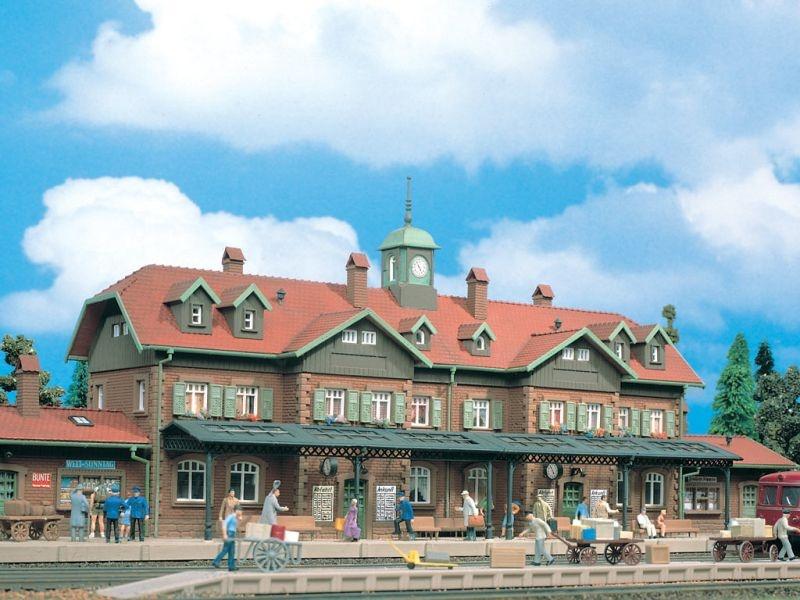 Bahnhof Moritzburg, Bausatz, Spur H0