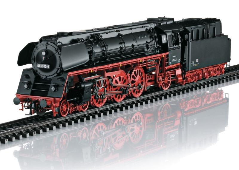 Dampflokomotive BR 01.5 der DR/DDR, mfx+, DCC, Sound, H0