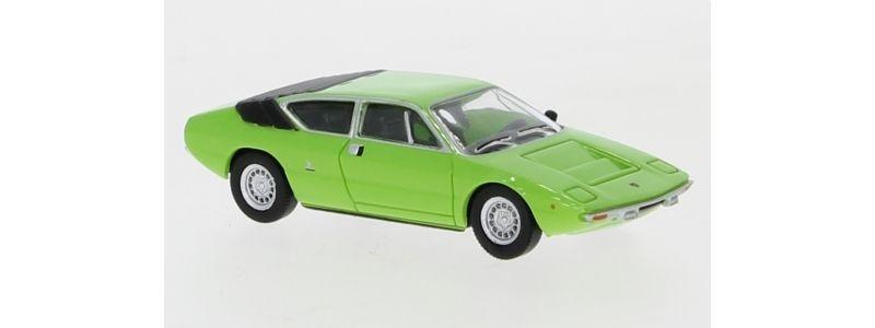 Lamborghini Urraco, hellgrün, 1973, 1:87 / H0
