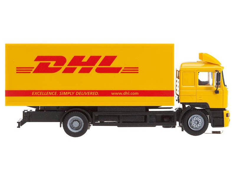 Car System Start-Set LKW DHL H0