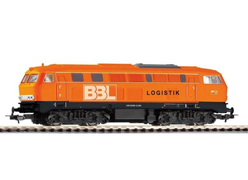 Diesellok BR 225 der BBL, Ep.VI + 8pol. Decoder, AC, Spur H0
