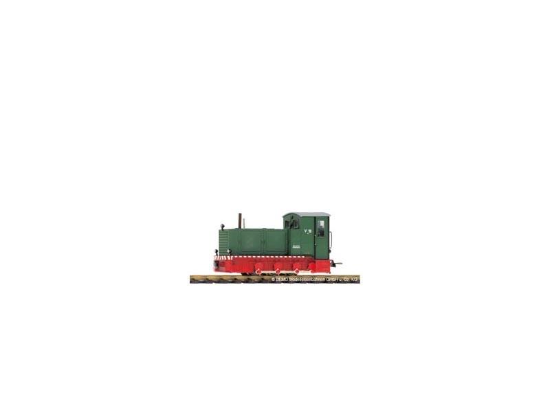 Nassauische Kleinbahn V 18, Heeresfeldbahnlok HF130C, H0e