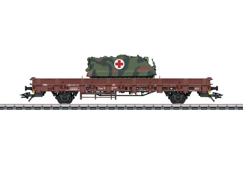 Rungenwagen Kbs 443 der DB, Epoche V, AC, Spur H0