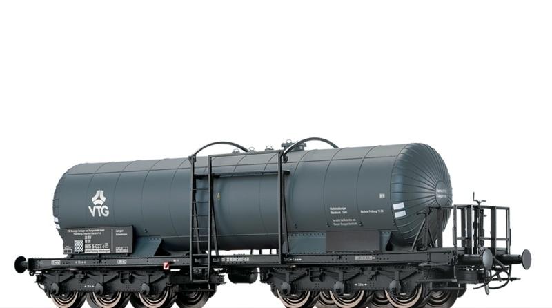 Kesselwagen ZZd [P] DB, IV, VTG, DC, Spur H0
