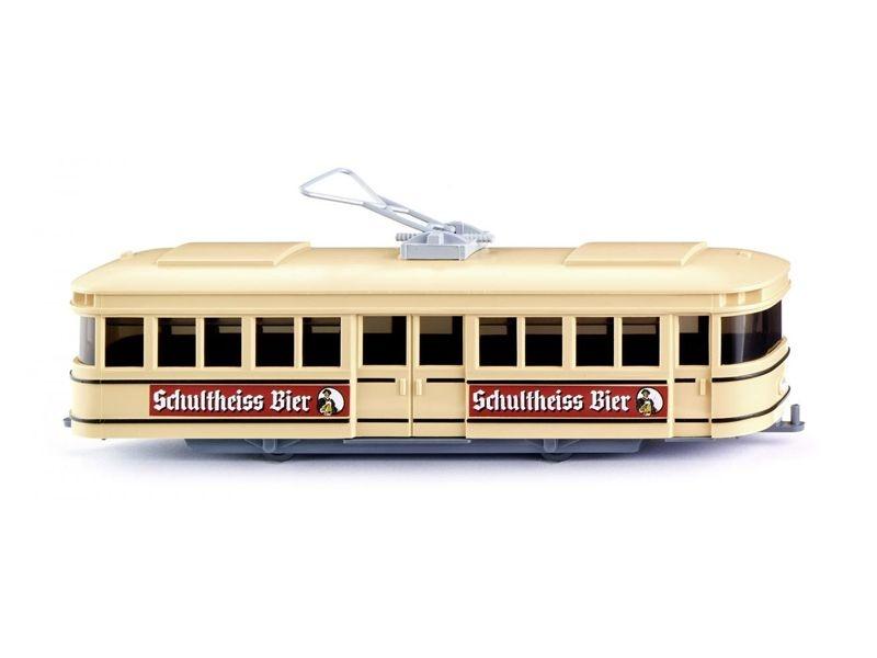 Straßenbahn-Triebwagen 1:87 / H0