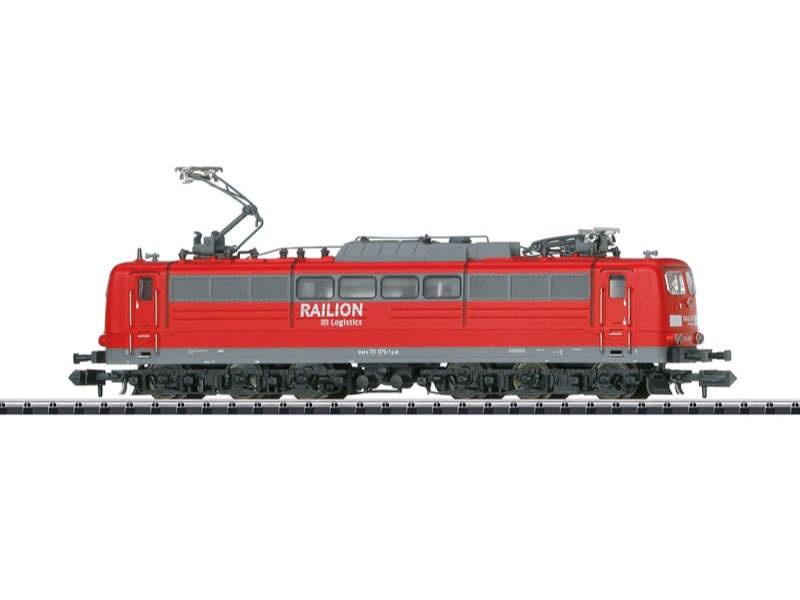 E-Lok Baureihe 151 2013 DB AG Spur N