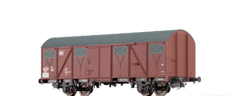 Gedeckter Güterwagen Gos 245 der DB AG, V, Spur N