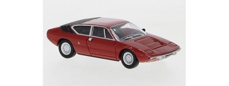 Lamborghini Urraco, rot, 1973, 1:87 / H0