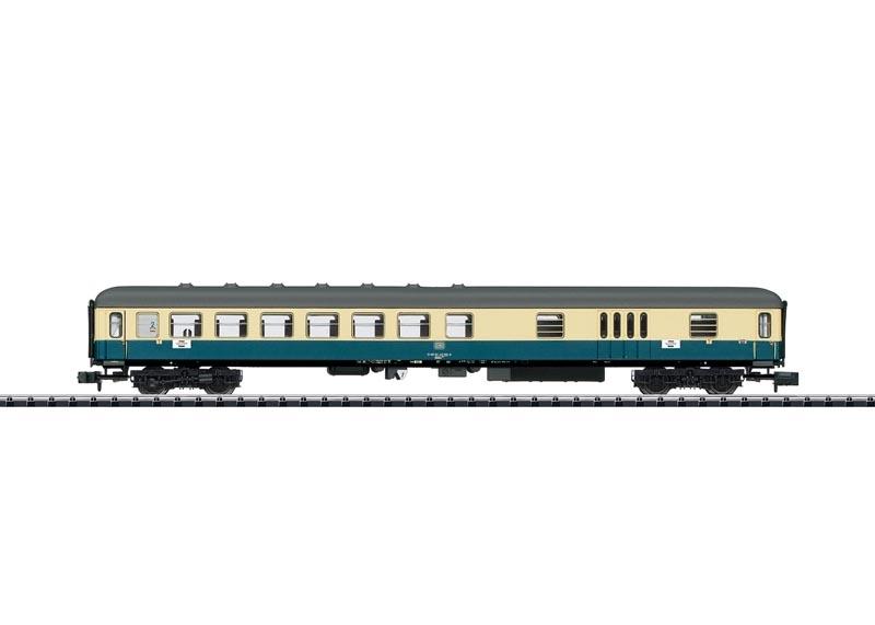 Personenwagen BDüms 203 der DB, Minitrix Spur N