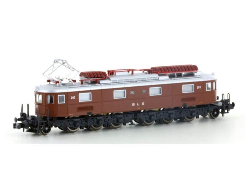 Ae6/8 Paket mit 1x H10183 und 1x H10184, Spur N