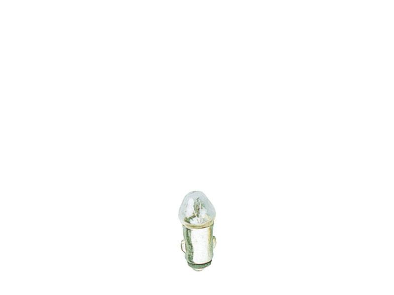 Steckbirne M 60.015, 19V/50mA, klar
