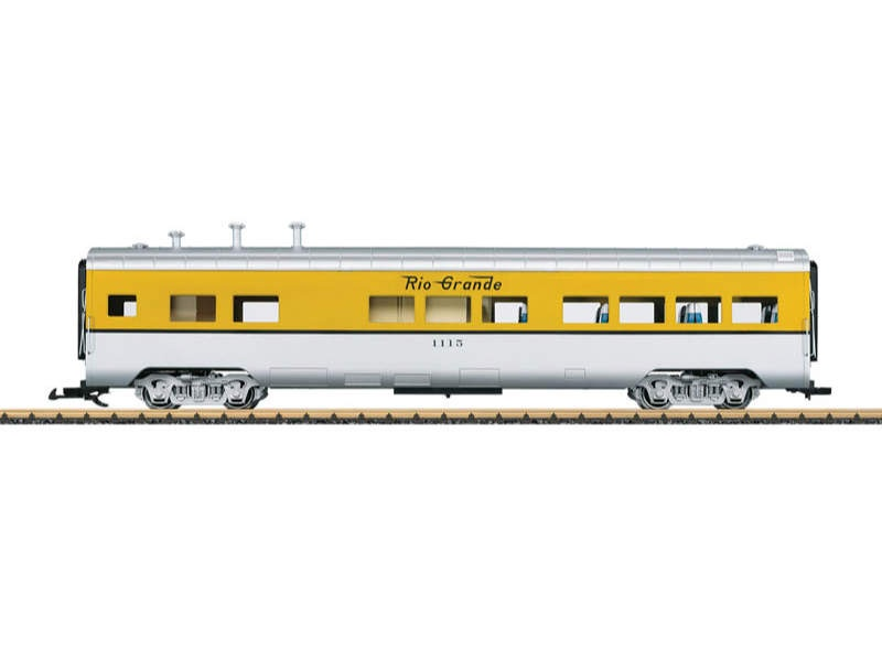 DRGW Dining Car Spur G