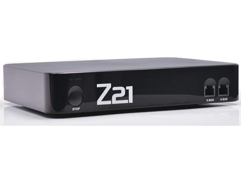 Digitalzentrale Z21 USA