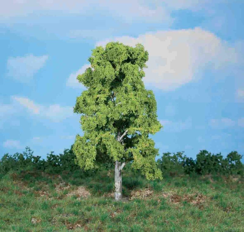 Modellbaum Birke, 18 cm, Spur H0, TT, N