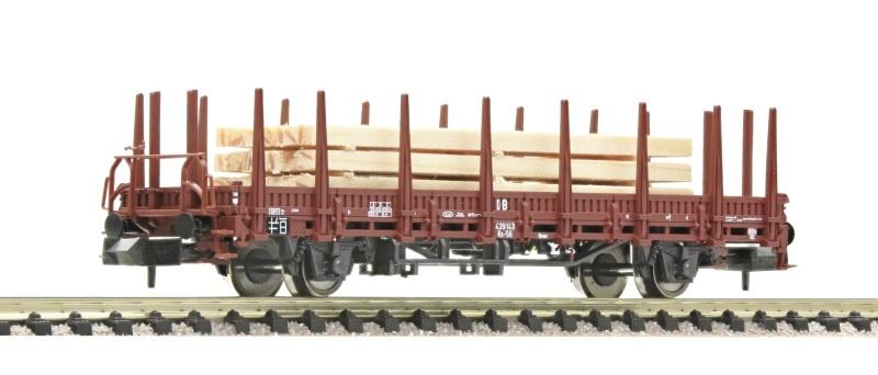 Steckrungenwagen der DB, Spur N