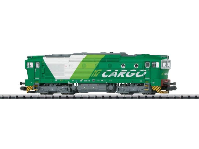 Diesellok Serie DE 520 FNM Spur N
