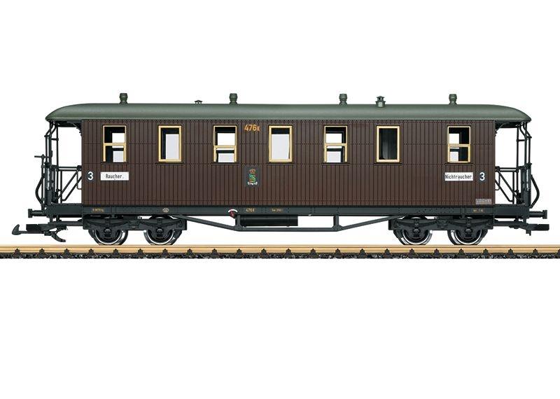 Personenwagen 3.Klasse S.St.E., Epoche 1, Spur G