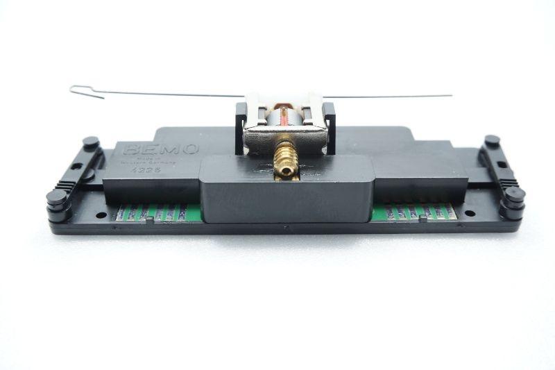 Weichenantrieb mit Elektromotor H0e/H0m