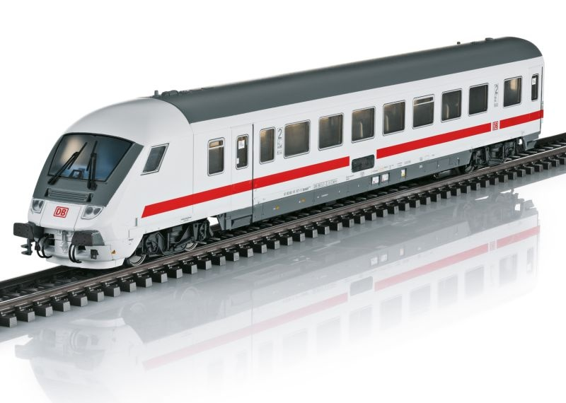IC Steuerwagen Bpmbdzf 296.1 der DB AG, mfx, AC, Spur H0