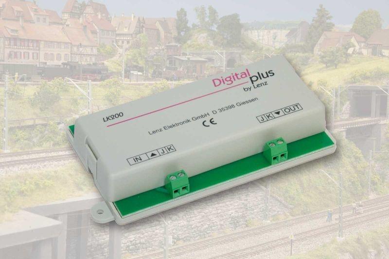 LK200 Kehrschleifenmodul Digital Plus