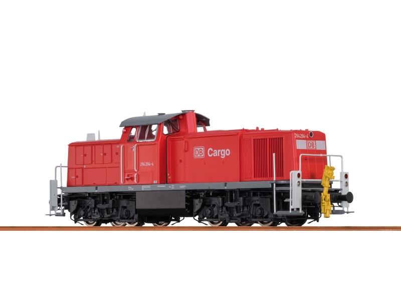 Diesellok BR294 der DB AG, V, AC Digital BASIC+, H0