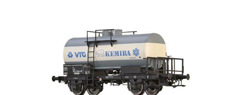 Kesselwagen 2-achsig VTG Kemira der DB, Epoche IV, Spur H0