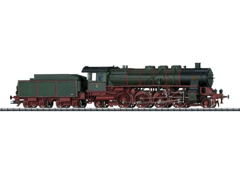 Personenzug-Dampflok P10 DRG H0