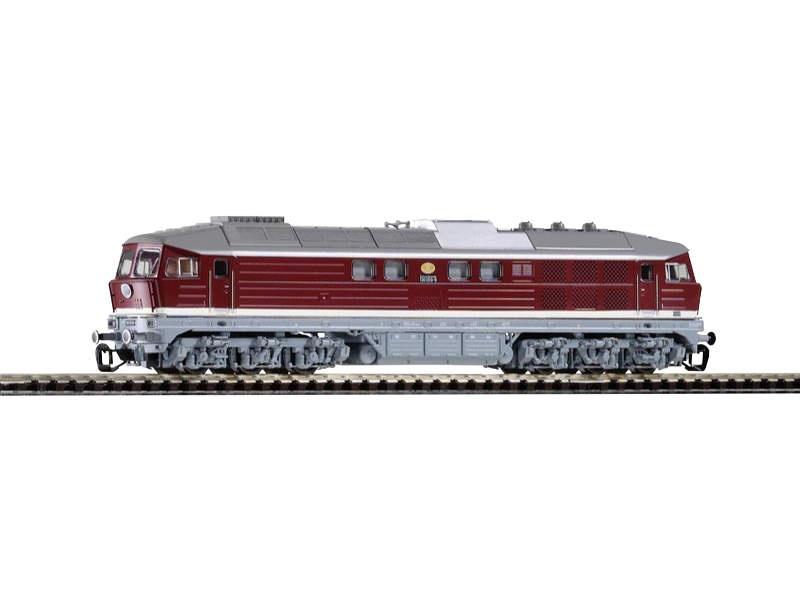 Diesellok BR 130 Widerstandsbremse und hohen Lüftern,Spur TT