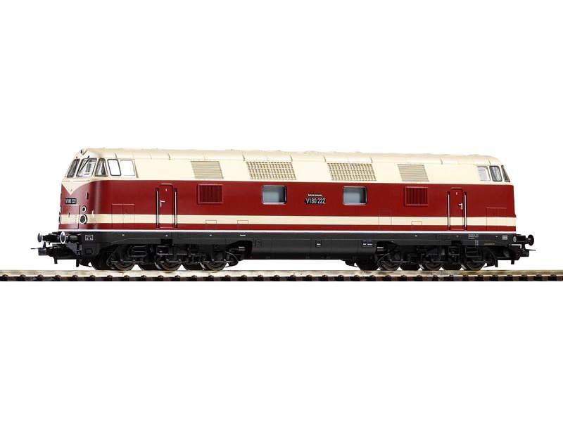 Diesellok V180 der DR, 6-achsig, Epoche III, Spur H0