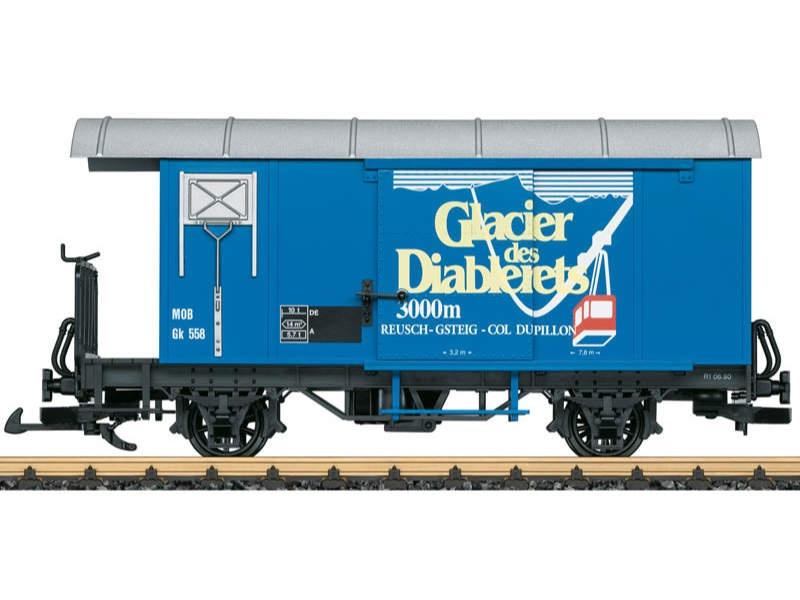 MOB Güterwagen GLACIER Spur G