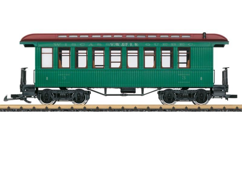 WW & FRy Personenwagen, Spur G