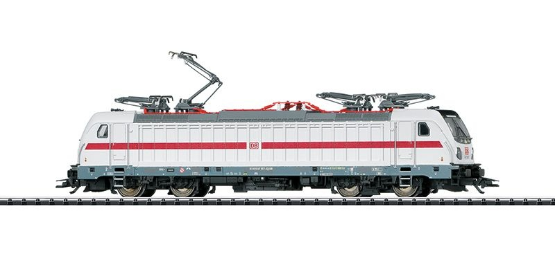 Sound-E-Lok BR 147 der DB AG, Epoche VI, Spur H0